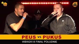 PEUS vs PUKUŚ  WBW 2018  Finał Południe (A) Freestyle Battle