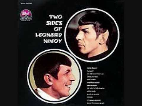 Leonard Nimoy  If I Were A Carpenter
