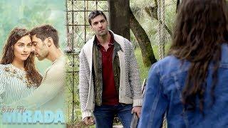 Alberto impactado con la belleza de Marina   Sin tu mirada - Televisa
