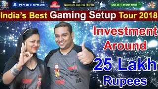 Download India's Best Gaming Setup Tour 2018   Investment Around 25 Lakh Rupees   NamokaR GaminG WorlD / #NGW Mp3 and Videos
