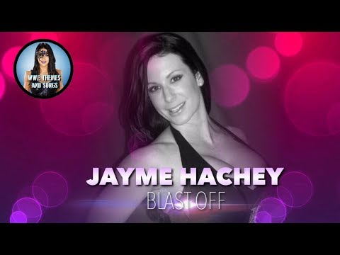 Jayme Hachey - Blast Off (Official WWE MYC Qualifying Match Theme)