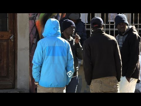 Migrants recount hardship at home and on road to Europe
