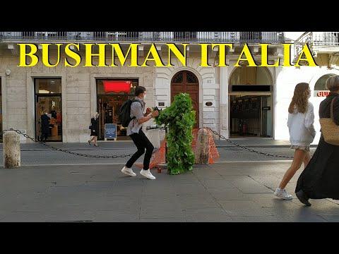 SCREAMS ECHOED SO LOUDLY / LE URLA ECHEGGIARONO COSÌ FORTE / BUSHMAN ITALY
