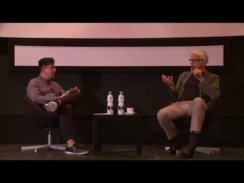 KVIFF TALK with Oscarwinning actor and director Tim Robbins  herce a režiséra Tima Robbinse