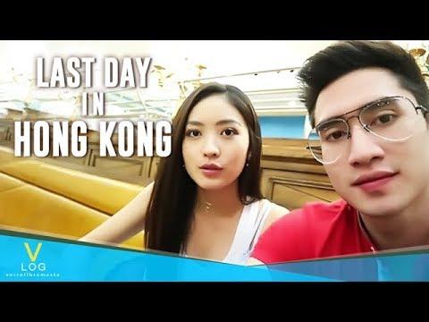 LAST DAY IN HONGKONG ! #V-LOG