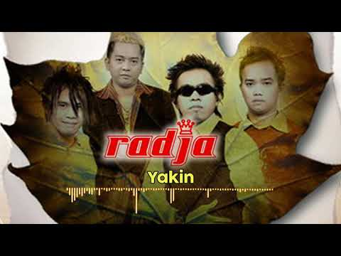 Radja - Yakin (Official Music Audio)