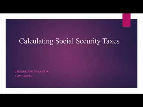 Calculating FICA Taxes