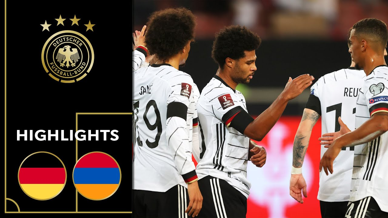 Download Creative offensive performance   Germany vs. Armenia 6-0   Highlights   Worldcup-Qualifier
