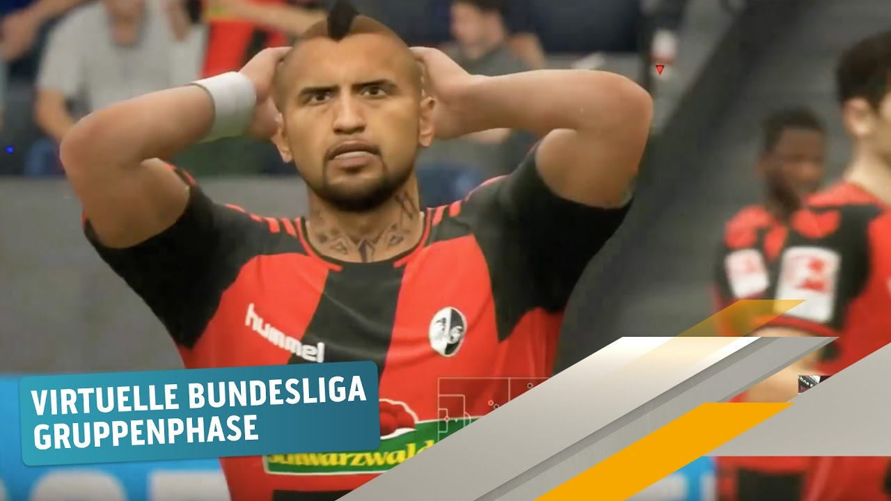 Virtuelle Bundesliga Fifa 17