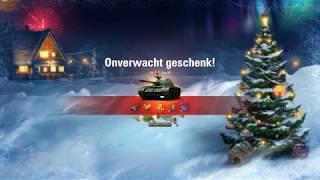 #worldOfTanks - Open 75 Traditional Christmas Gift Boxes (Type 59)