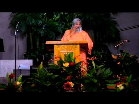Sadhu Sundar Selvaraj - The Destiny of the United States of America (8/7/14)