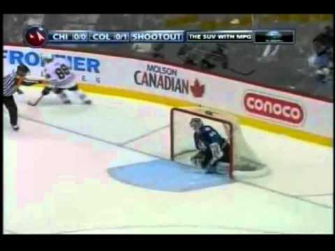 """The Gagner"" Shootout Move"