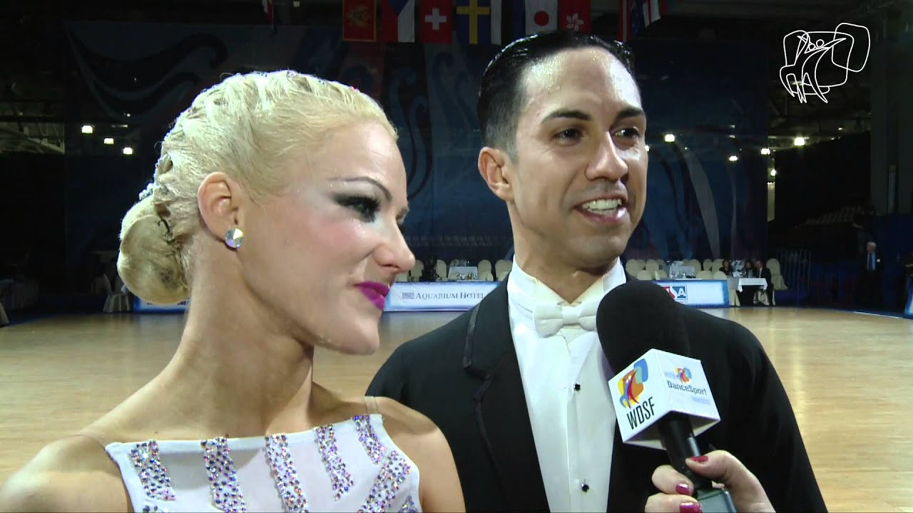 Valeri - Kehlet, DEN | 2014 Euros STD Winners ITV | DanceSport Total