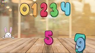 Learning Numbers for Kids Toddlers, Start to count
