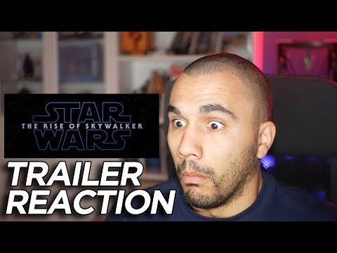 Star Wars -  The Rise Of Skywalker - Trailer Reaction e Breve Analisi. Ma la voce finale?