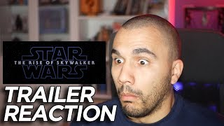 Star Wars -  The Rise Of Skywalker - Trailer Reaction e Breve Analisi. Ma la voce finale?