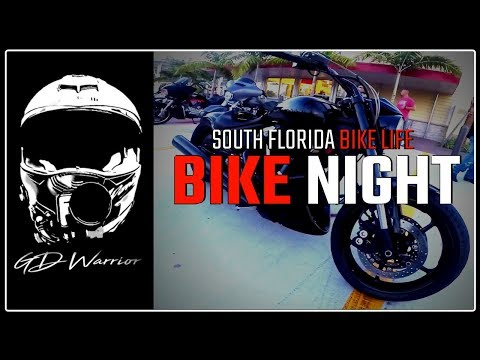 Motorcycle Ride Out Bike Night 2018
