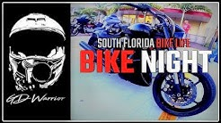 Motorcycle Ride Out ● South Florida Bike Life ● Bike Night 2018