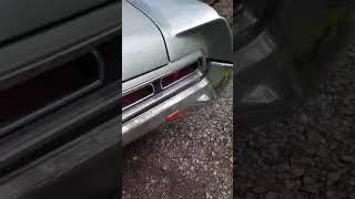 Pontiac catalina 1966 389 straight pipe