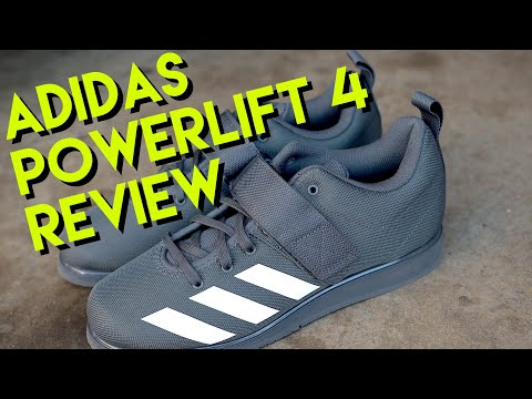 Adidas Powerlift 4 Review