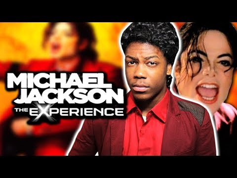 Michael Jackson: The Experience - Blood on the Dance Floor