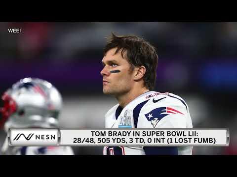 Tom Brady Still Not Over Patriots' Super Bowl LII Loss To Eagles