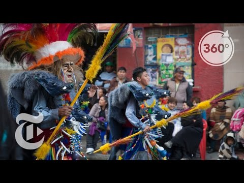 'Democratic Spaces' in La Paz Street Parades | The Daily 360 | The New York Times