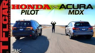 is-it-worth-spending-more-for-an-acura-we-drag-race-the-honda-pilot-and-acura-mdx-to-find-out