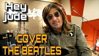 Gambar cover COVER THE BEATLES - HEY JUDE