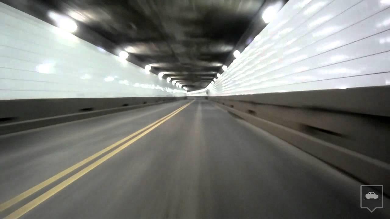 through the detroit windsor tunnel hd youtube. Black Bedroom Furniture Sets. Home Design Ideas