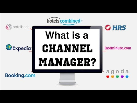 What Is A Channel Manager? Do I Need One?