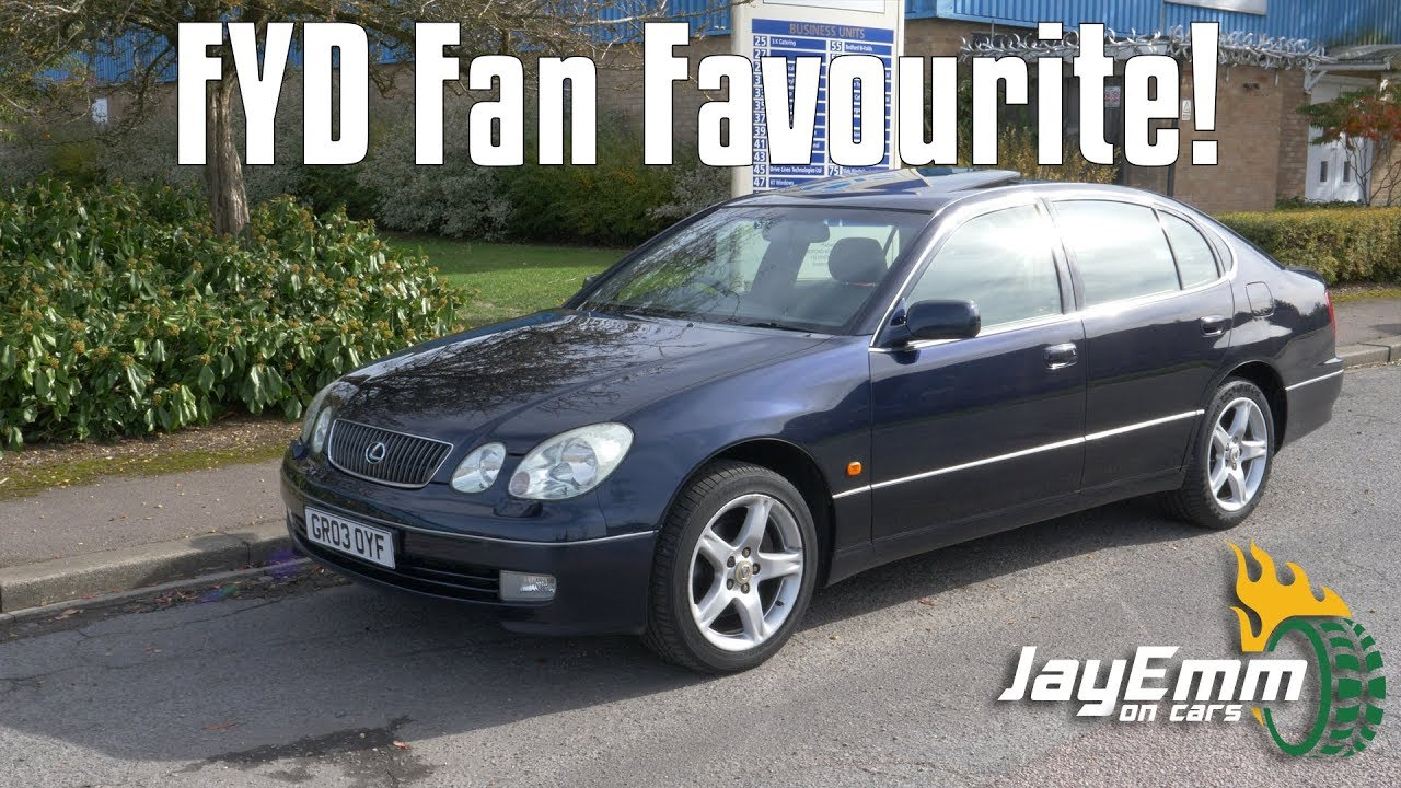 small resolution of why the lexus gs300 is a budget luxury hero jdm legends tour pt 14