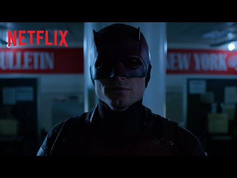 Marvel's Daredevil: 3. Sezon | Resmi Fragman [HD] | Netflix