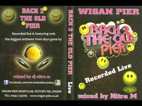 Wigan Pier - Back 2 The Old Pier