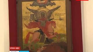 В музее истории Бурятии продолжается выставка «Воинство небесное»