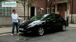 Nissan Leaf hatchback review - CarBuyer