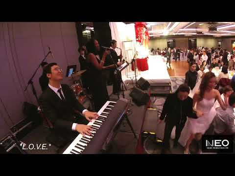 Neo Music - Jazz Quintet | Hong Kong Jazz Band Wedding Live Music