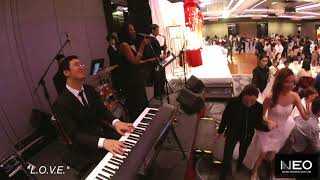 Neo Music - Jazz Quintet | Hong Kong Jazz Band Wedding Live Music