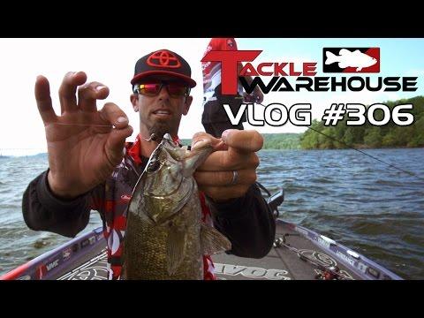Michael Iaconelli & Jared Lintner Fishing Upper Chesapeake Bay Part 3 - Tackle Warehouse VLOG #306