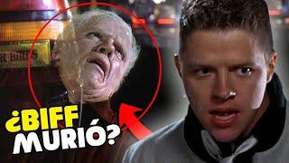 ¡REVELADO! El Misterio de la Escena Eliminada de Volver al Futuro 2 | Biff Murió ?