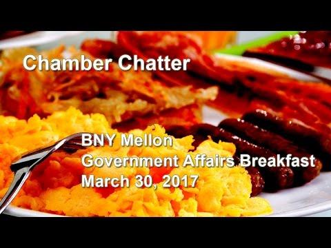 BNY Mellon Chamber Breakfast 2017