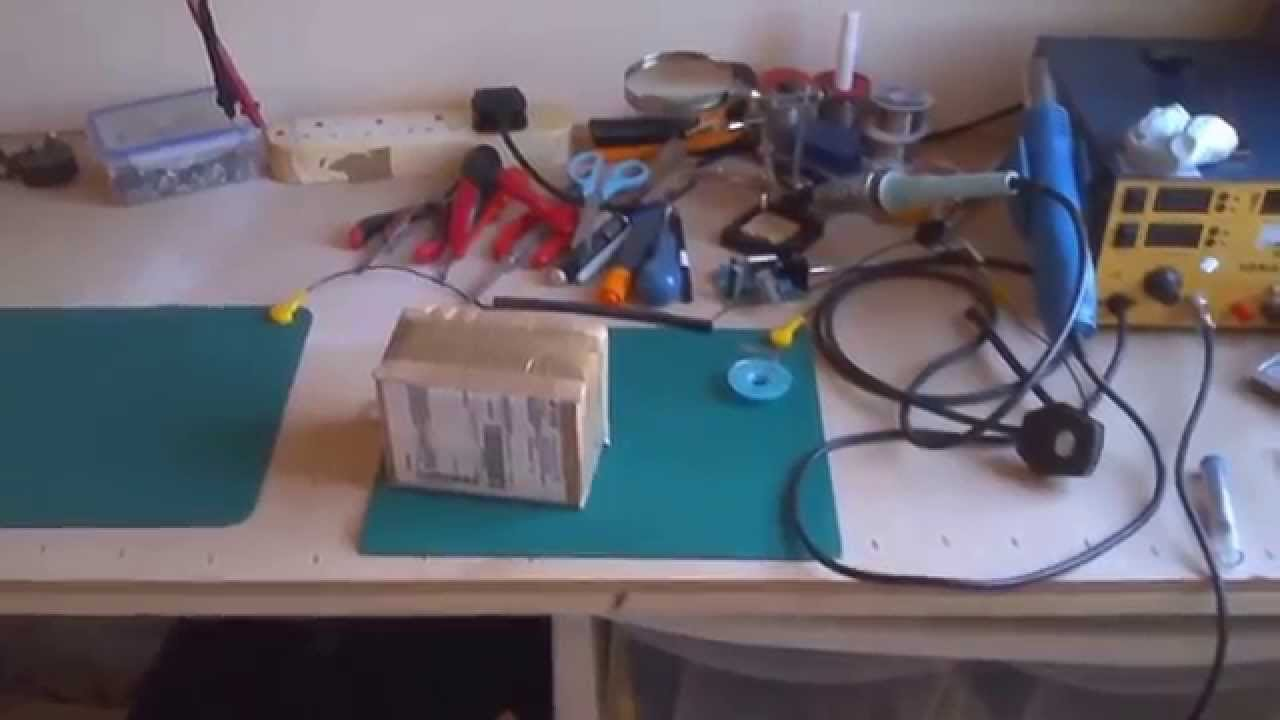 How To Set Up A Home Electronics Lab For Repairs Youtube