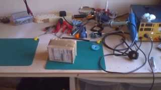 How to set up a Home Electronics Lab for Repairs.
