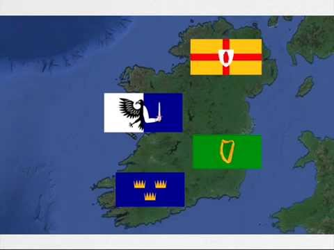 The 4 Kingdoms of Ireland