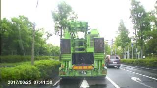 激安ドライブレコーダー 3000円 柏の葉~野田市 国道16号 朝8時頃 日曜日 thumbnail