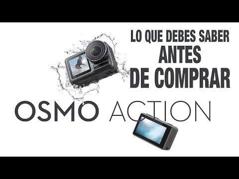 OSMO ACTION ESPAÑOL / REVIEW DE LO QUE DEBES SABER ANTES DE COMPRARLA