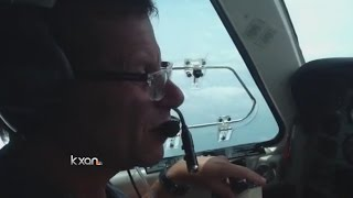 Pilot flies again with Parkinson