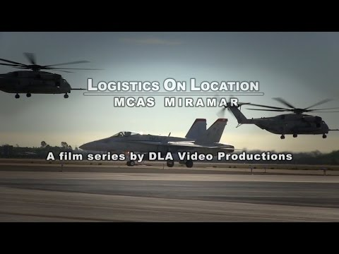 Logistics On Location MCAS Miramar (San Diego)