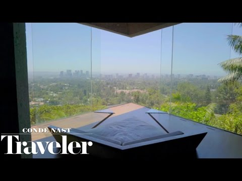 The Sheats-Goldstein House: An Architectural Wonder in L.A. I Condé Nast Traveler