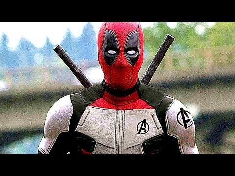DEADPOOL 3: Avengers (2021) Trailer Concept (Fan Made)